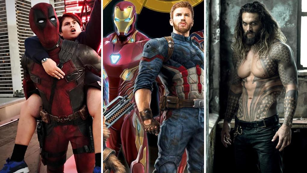 Nejúspěšnější filmy v roce 2018