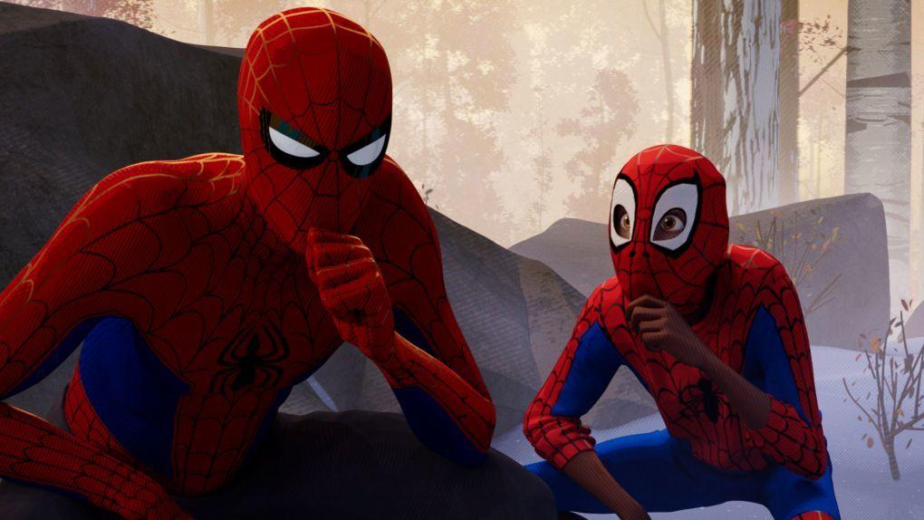 Prvni Reakce Kresleny Spider Man Je Nejlepsi Animak Roku Moviezone Cz