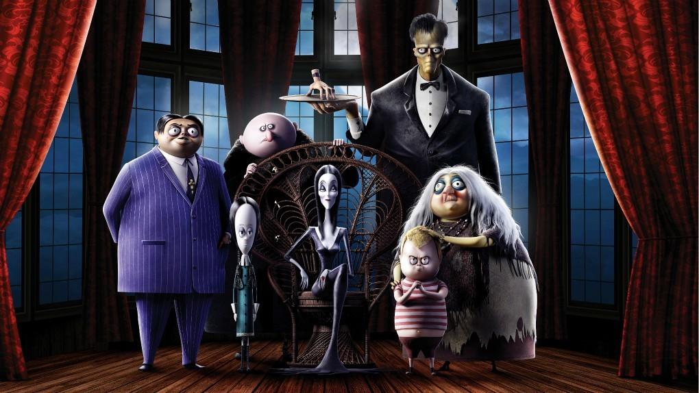 Výsledek obrázku pro addamsova rodina