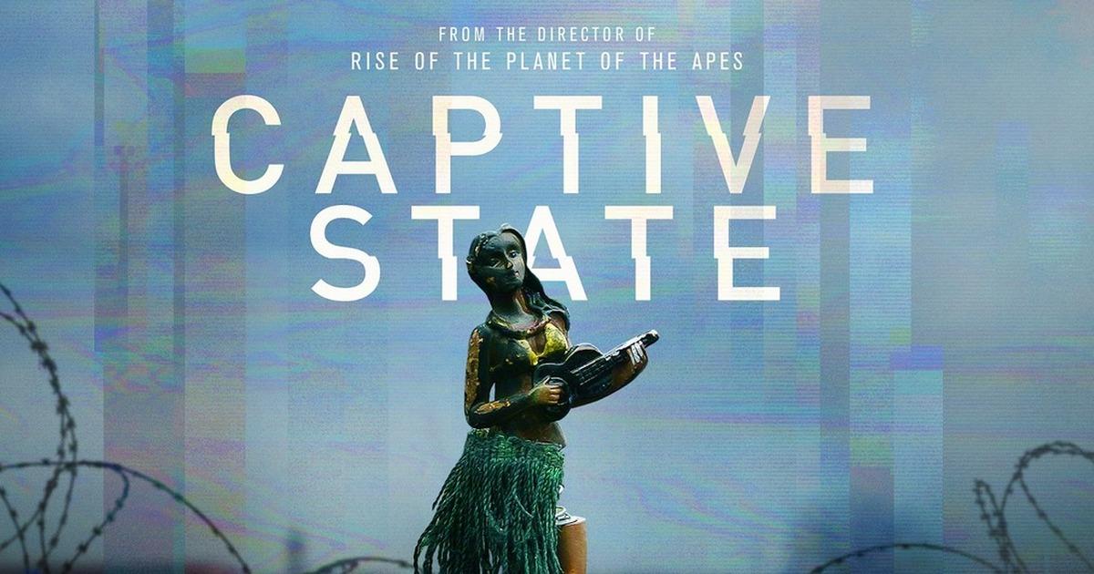 Captive State (2019) |... Vera Farmiga
